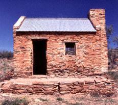 Old shack, Northern Territory