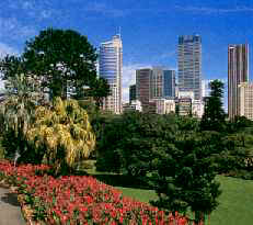 Royal Botanic Gardens - Sydney, NSW